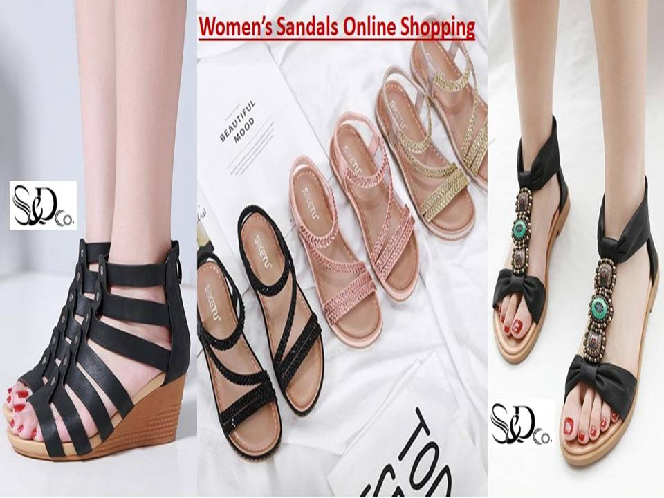 best site for sandals